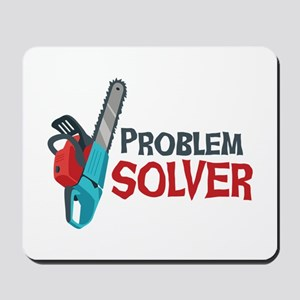 Problem Solver Mousepad