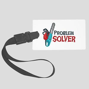 Problem Solver Luggage Tag