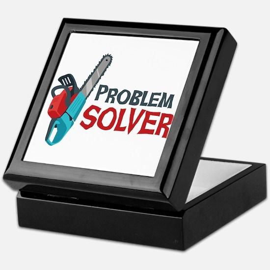 Problem Solver Keepsake Box