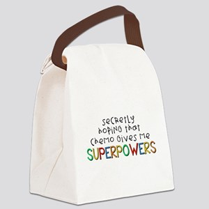 Superpowers Canvas Lunch Bag