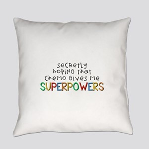 Superpowers Everyday Pillow