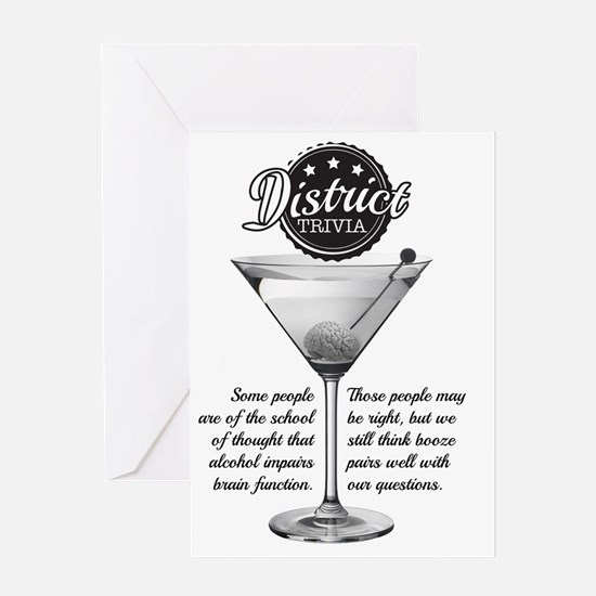 What pairs well with trivia? Greeting Card
