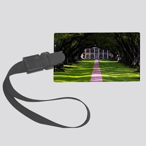 New Orleans French Quarter Large Luggage Tag