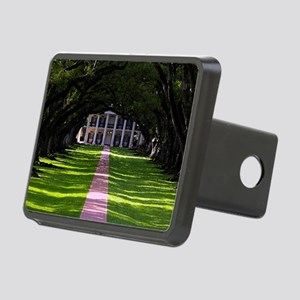 New Orleans French Quarter Rectangular Hitch Cover