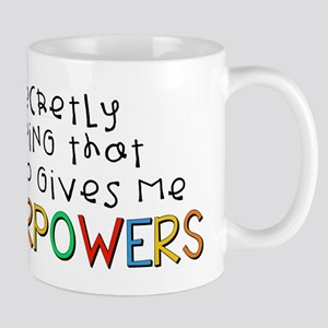 Superpowers Mugs