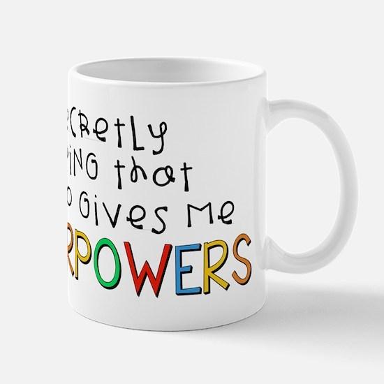 Superpowers Mugs