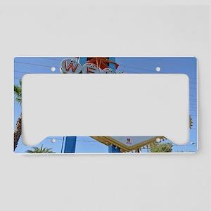 Las Vegas License Plate Holder