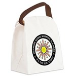 It's The Sun, Stupid Canvas Lunch Bag