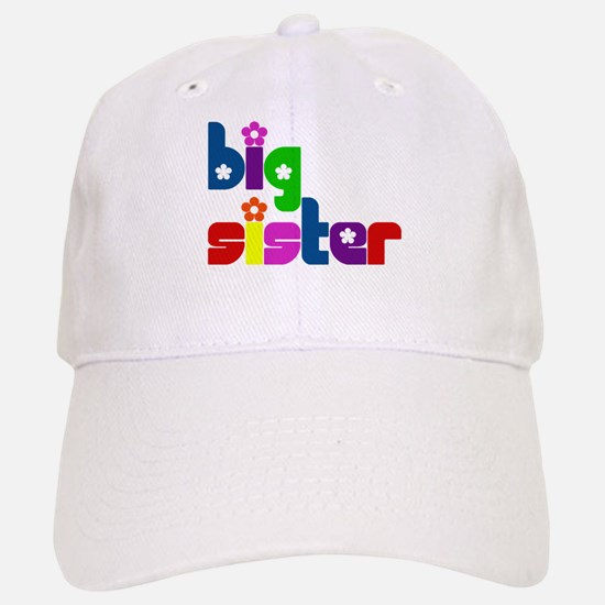 Big Sister (Welcoming the New Baby) Baseball Baseball Cap