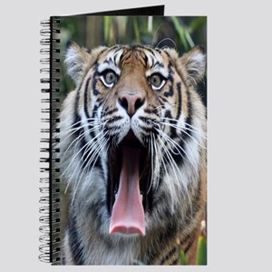 Love hunger Sumatran tiger - Copy Journal