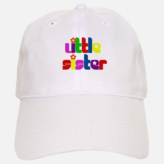 Little Sister (Gift for the New Baby) Baseball Baseball Cap