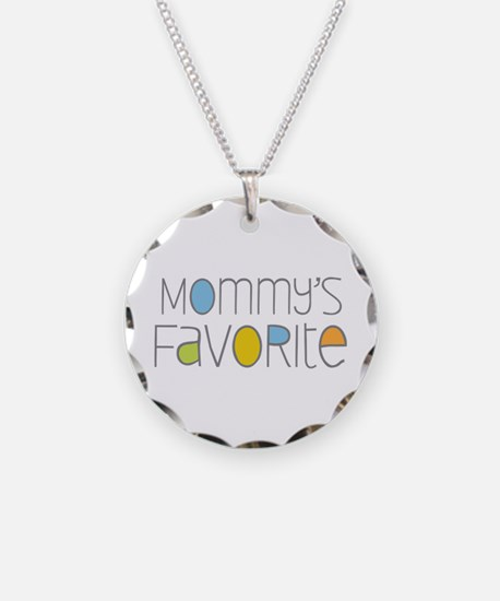 Mommy's Favorite Necklace