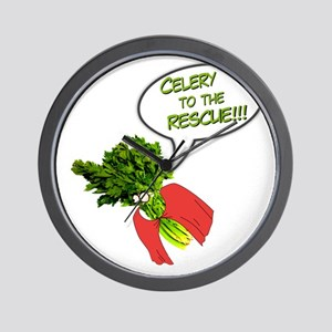 Celery to the Rescue! Wall Clock