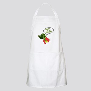 Celery to the Rescue! Apron