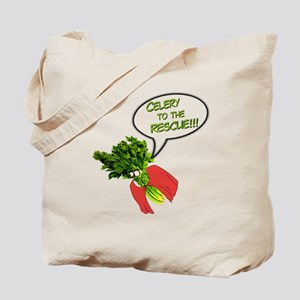 Celery to the Rescue! Tote Bag