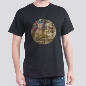 Rome Vintage Italy Travel Collage T-Shirt