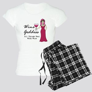 Wine Goddess - All Things H Women's Light Pajamas