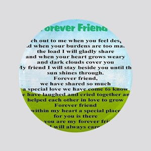 "Friendship 3.5"" Button"