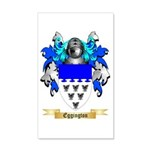 Eggington 20x12 Wall Decal