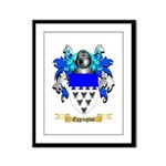 Eggington Framed Panel Print