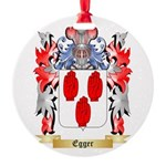 Egger Round Ornament
