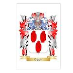 Eggar Postcards (Package of 8)