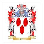 Eger Square Car Magnet 3