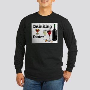 DRINKING TEAM Long Sleeve T-Shirt