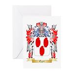 Eger Greeting Card