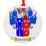 Egbert Round Ornament