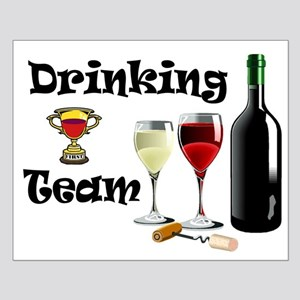 DRINKING TEAM Posters
