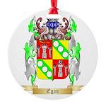 Egan Round Ornament