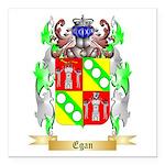 Egan Square Car Magnet 3
