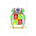 Egan Sticker (Rectangle 50 pk)