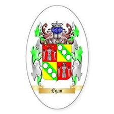 Egan Sticker (Oval)