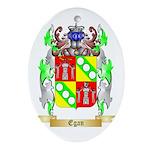 Egan Ornament (Oval)