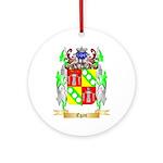 Egan Ornament (Round)