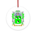 Egalton Ornament (Round)