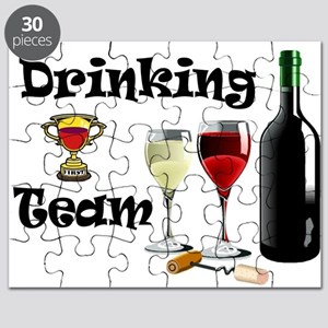 DRINKING TEAM Puzzle
