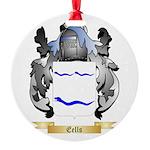 Eells Round Ornament