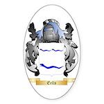 Eells Sticker (Oval)