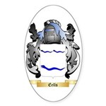Eells Sticker (Oval 50 pk)