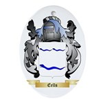 Eells Ornament (Oval)