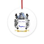 Eells Ornament (Round)