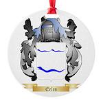 Eeles Round Ornament