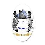 Eeles Oval Car Magnet