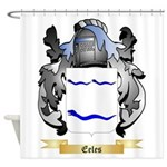 Eeles Shower Curtain