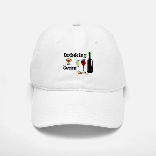 DRINKING TEAM Baseball Baseball Baseball Cap