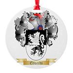 Edwards Round Ornament