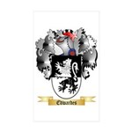 Edwardes Sticker (Rectangle 50 pk)